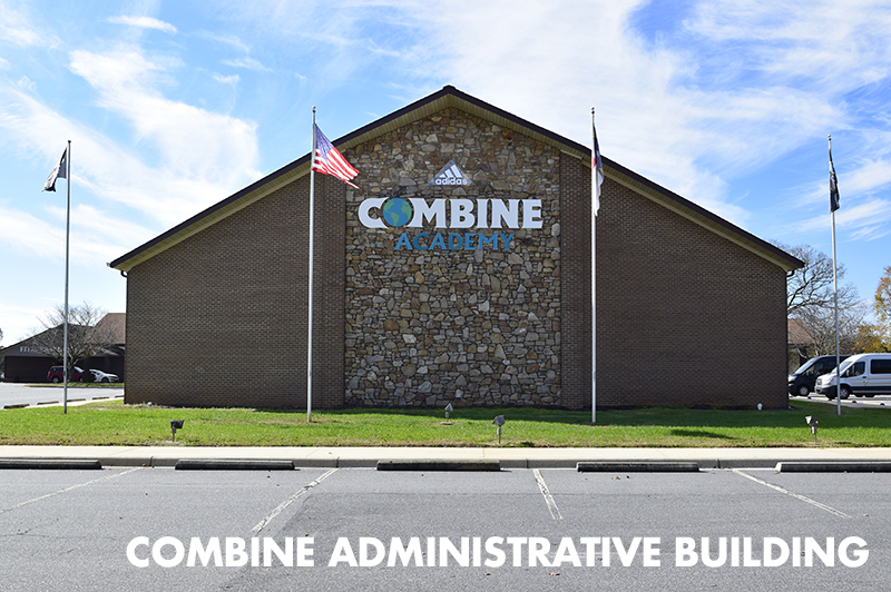 Combine Academy Administrative Building