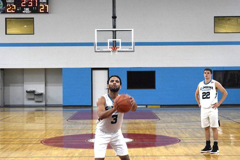 Combine Academy Post Grad Basketball