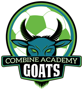 Combine Academy GOATS Soccer Logo