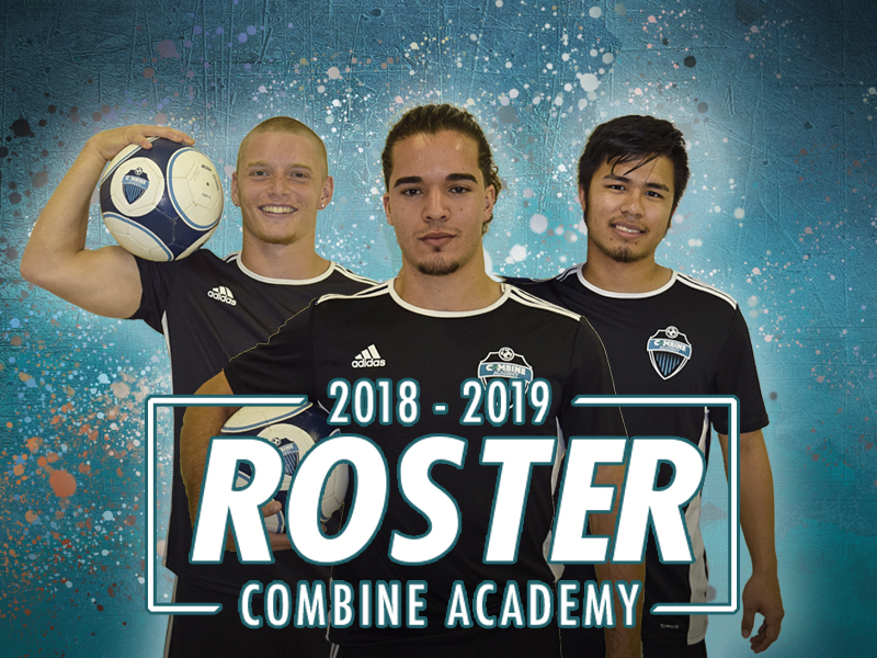 Combine Academy Boys Soccer Banner