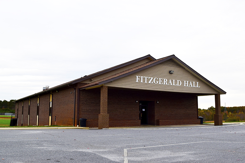 Combine Academy Fitzgerald Hall
