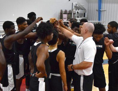 Combine Academy High School Basketball