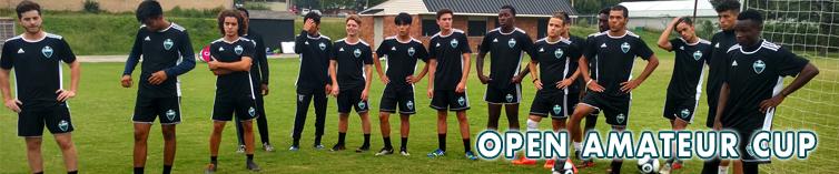 Combine Academy Open Amateur Soccer Header