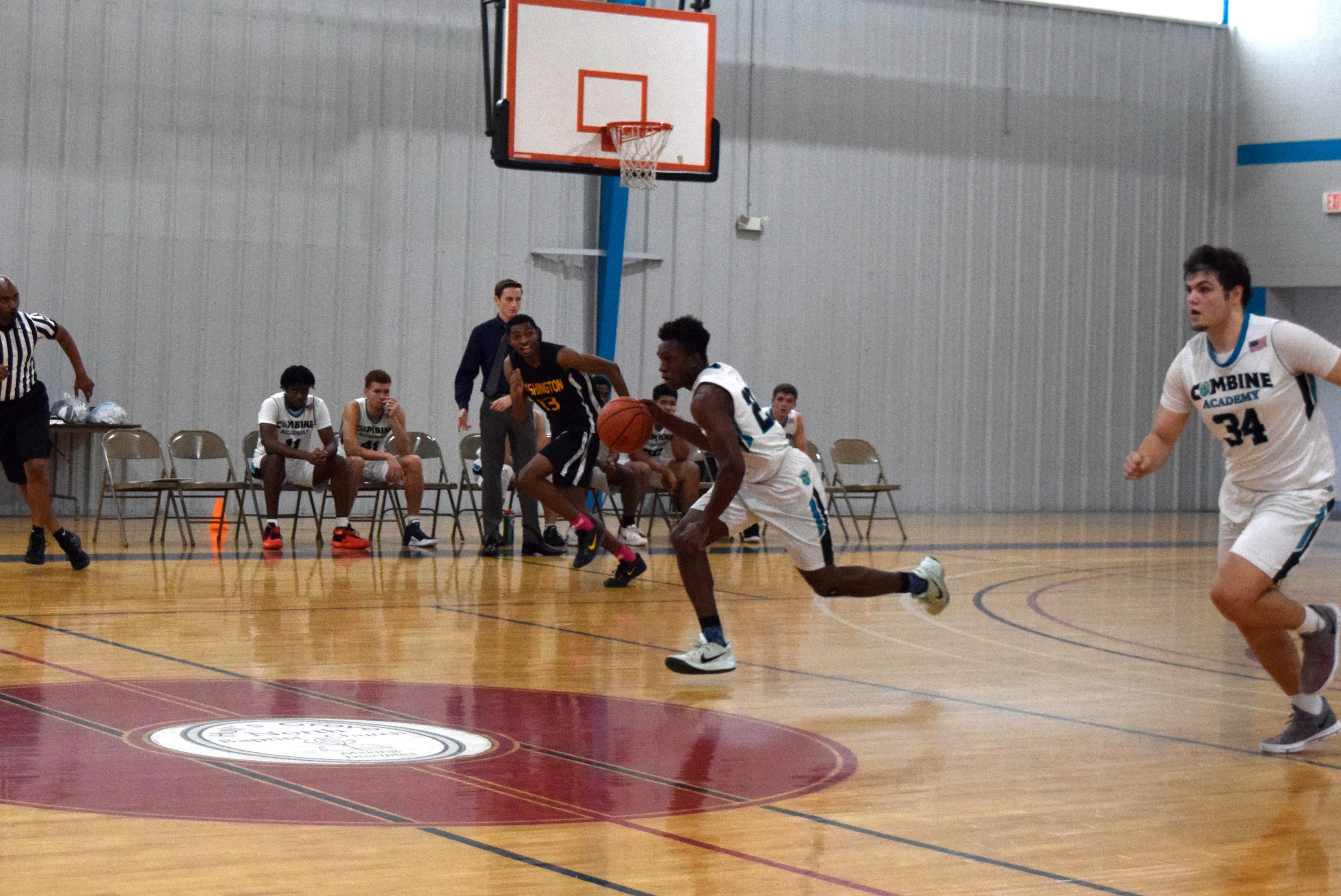 Combine Academy Post Graduate Basketball