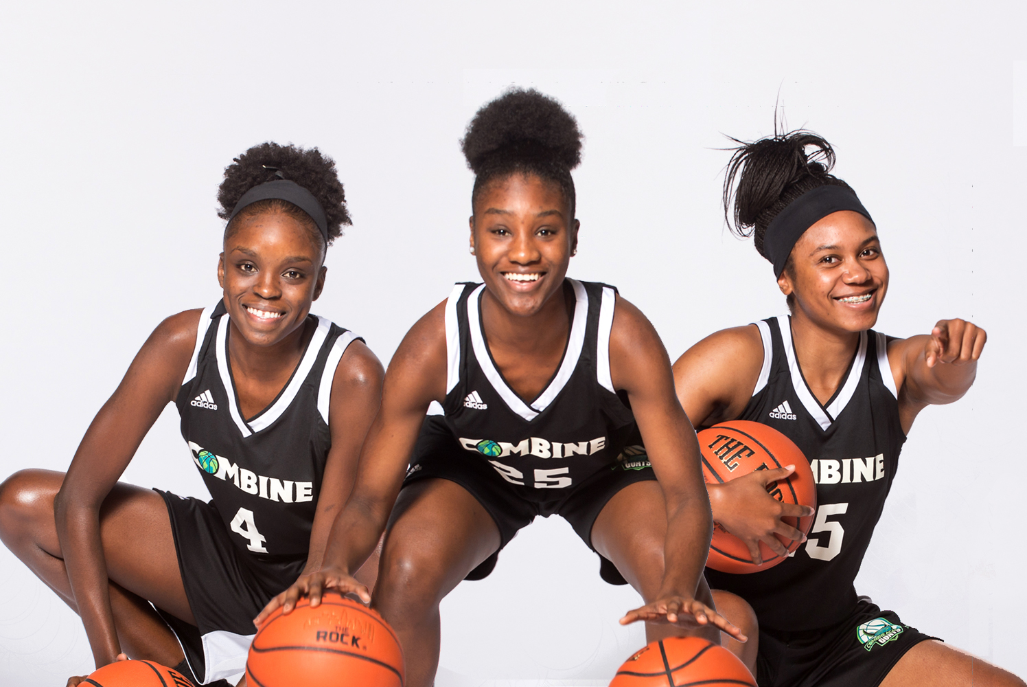 Combine Academy Women's Basketball Header