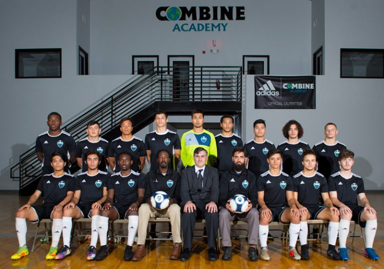Combine Academy Soccer Team