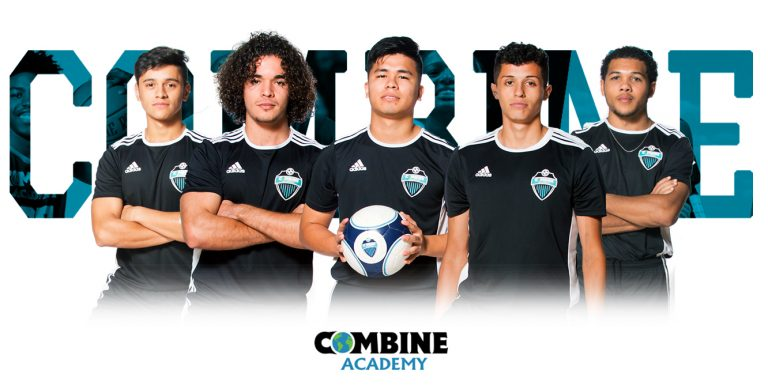 Combine Academy Soccer Players