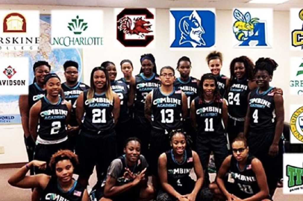 Combine Academy Women's Basketball