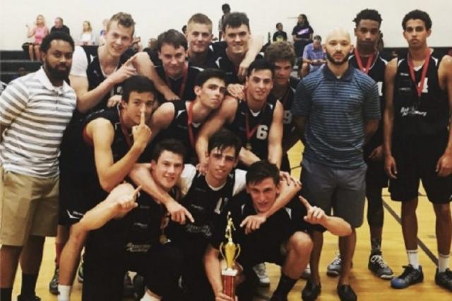 Combine Academy Basketball