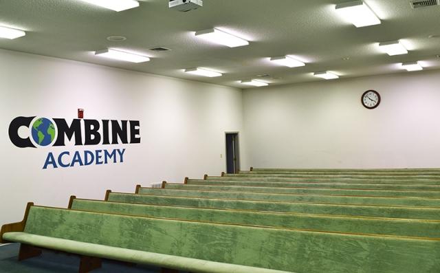 Combine Academy Chapel