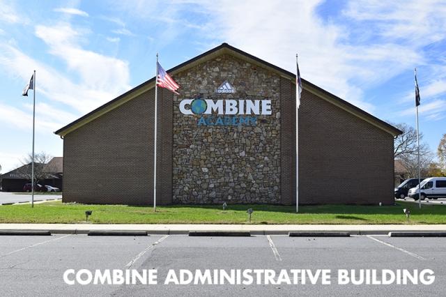 Combine Academy Administrative Building