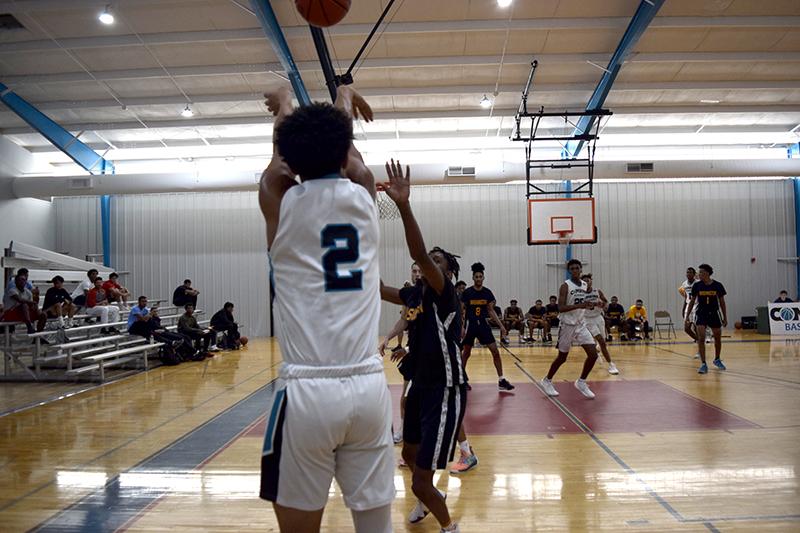 Combine Academy HS Basketball