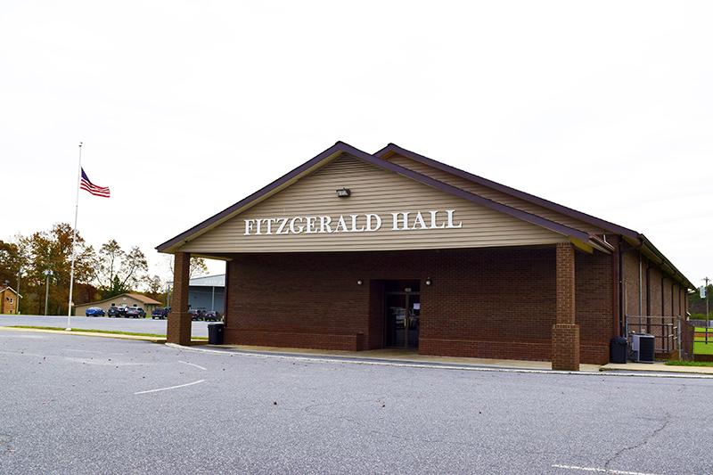 Combine Academy Fitzgerald Hall