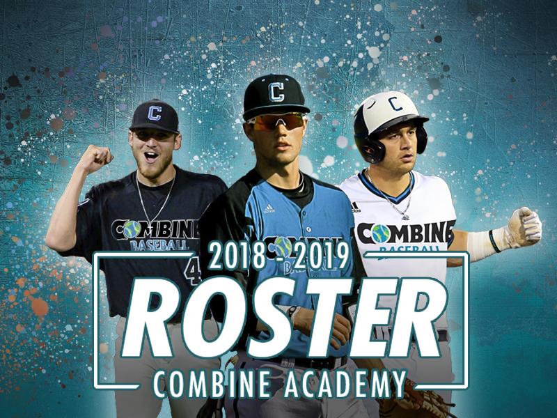 Combine Academy Boys Baseball Banner