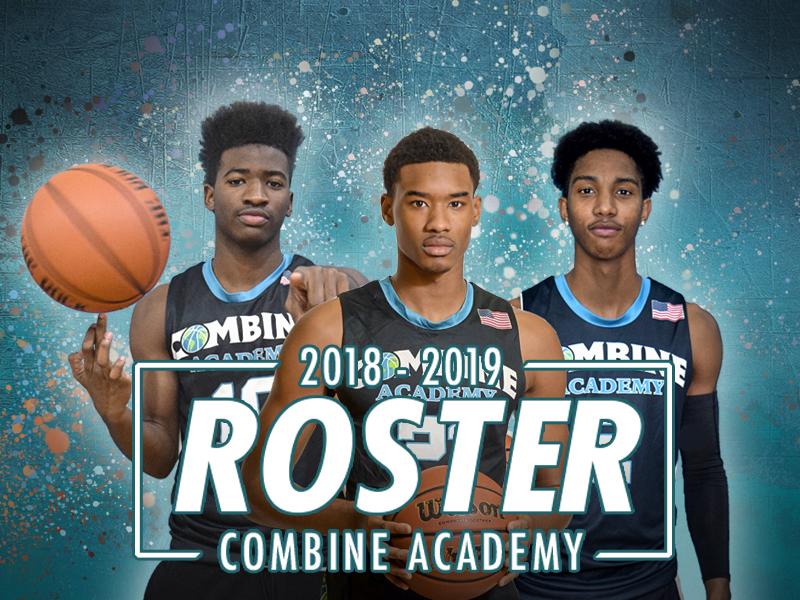Combine Academy Boys Basketball Banner