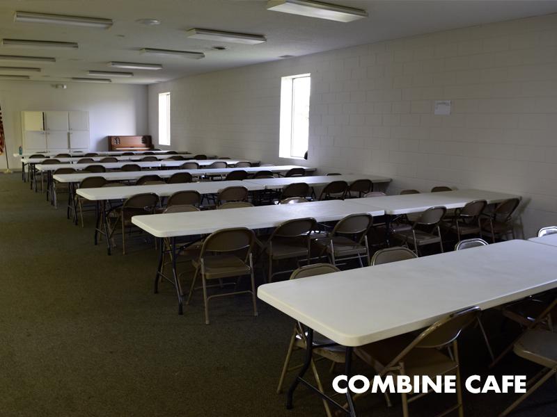 Combine Academy Cafe