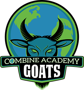 Combine Academy GOATS Logo