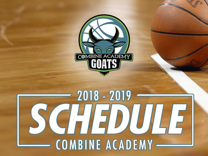 Combine Academy Basketball Schedule