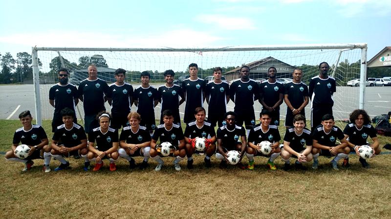 Combine Academy Post Graduate Soccer Team