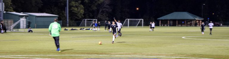 Combine Academy Soccer UNCC Game