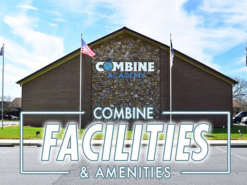 Combine Academy FACILITIES & AMENITIES