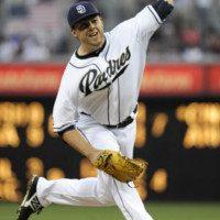 Andrew Werner - San Diego Padres
