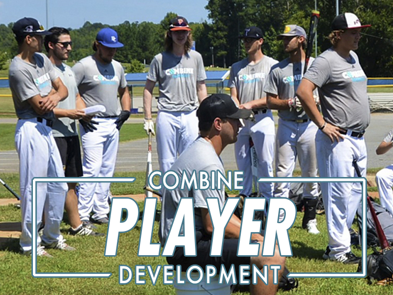 Combine Academy Baseball Player Development