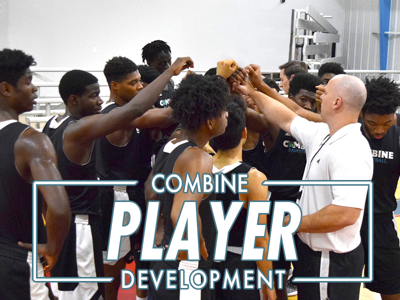 Combine Academy Basketball Player Development