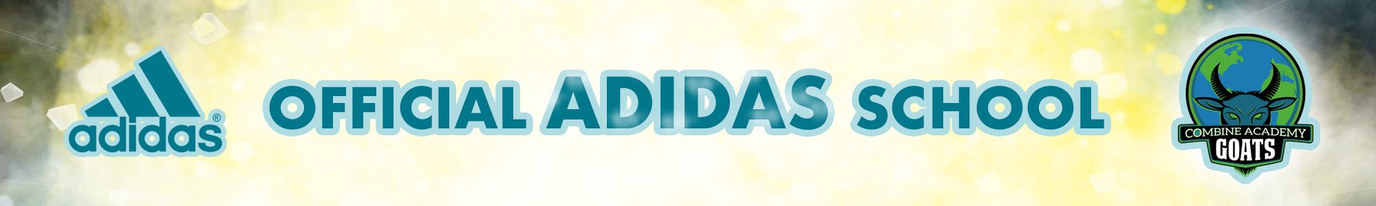 Combine Academy Official Adidas School