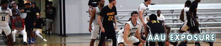 Combine Academy AAU Basketball Header