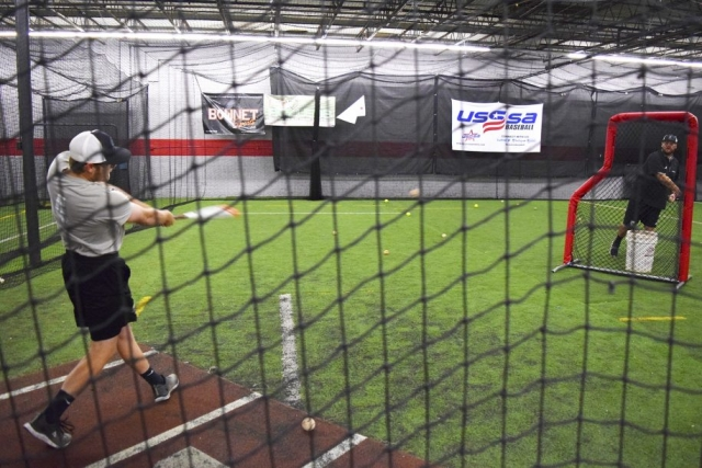 Combine Academy Baseball Training Trials
