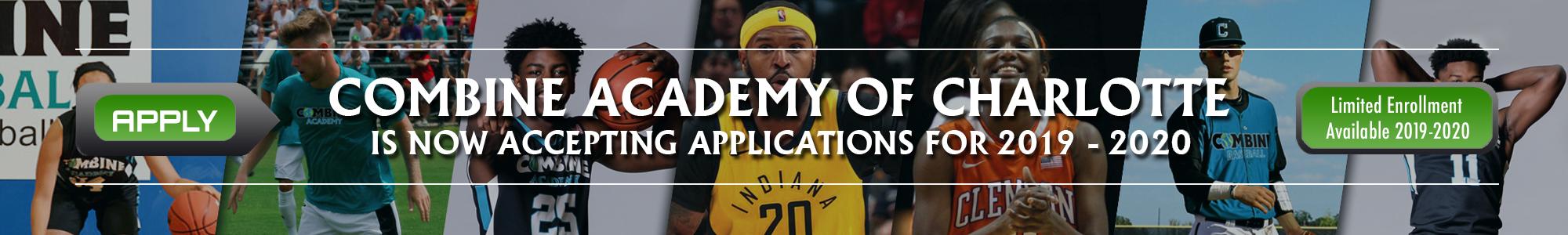 Combine Academy Apply Banner