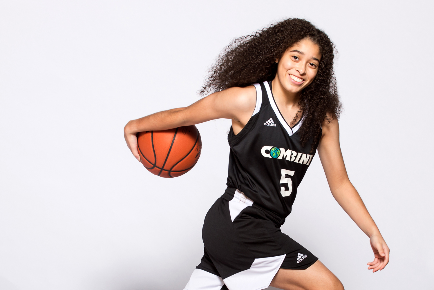Combine Academy Girls High School Basketball Header