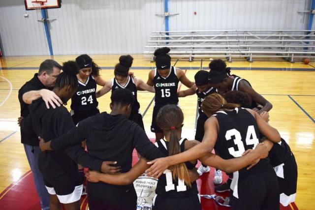 Combine Academy Girls' High School Basketball