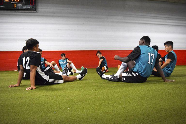 Combine Academy High School Soccer