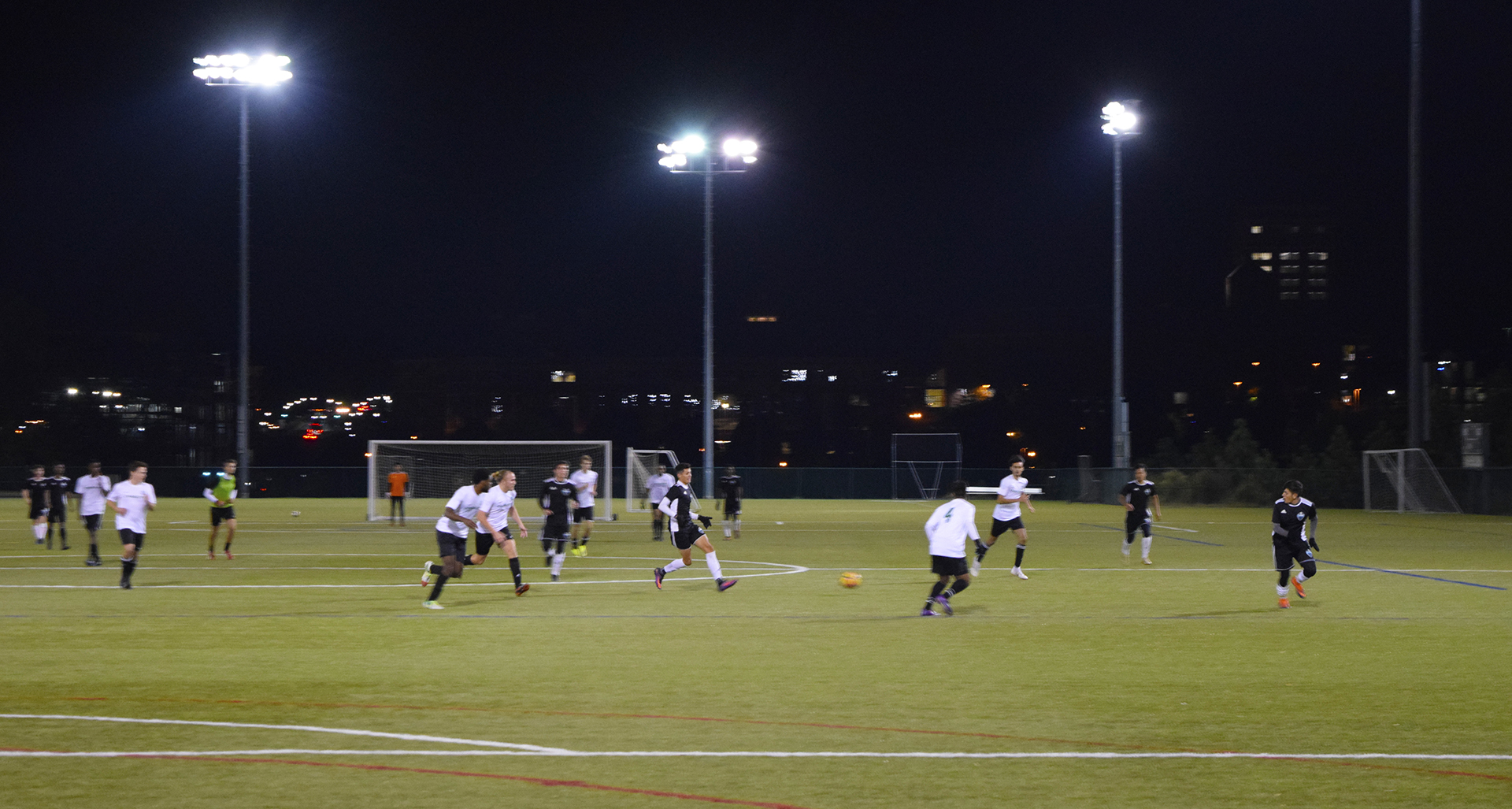 Combine Academy Soccer Open Amateur Cup Header