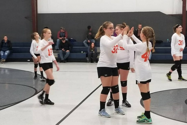 Combine Academy Volleyball Camps