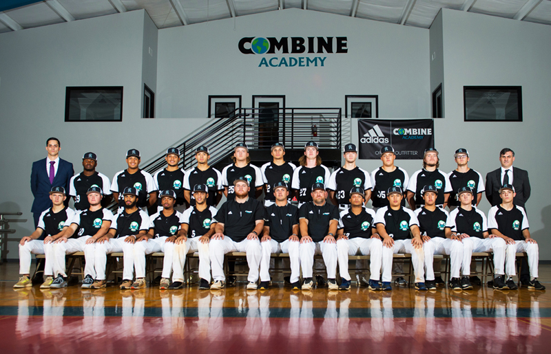 Combine Academy Men's Baseball Team