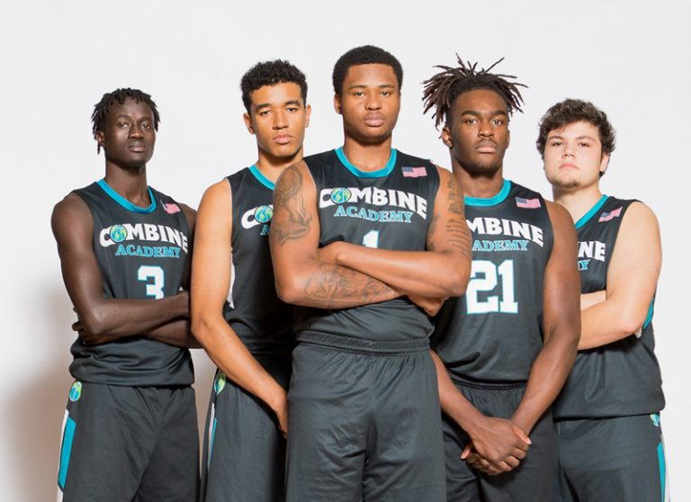 Combine Academy Men's Basketball 1