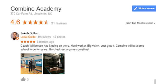 google review3