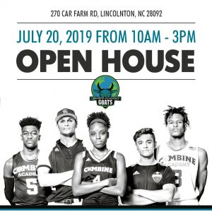 Combine Academy Open House 20th