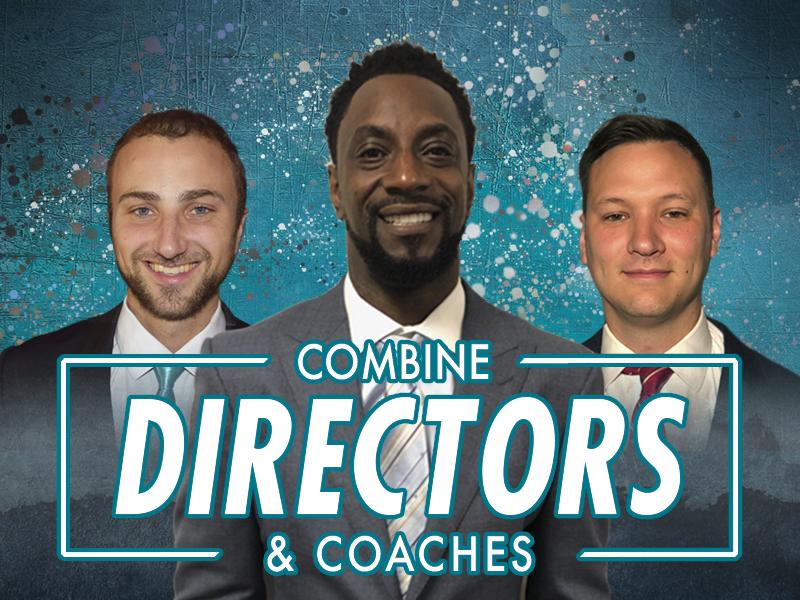 Combine Academy Directors & Coaches Banner