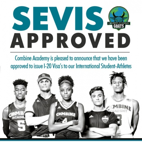 Sevis Approved Combine Academy