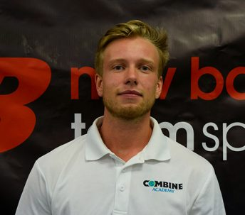 Arnaud Phillipart - Assistant Strength Coach