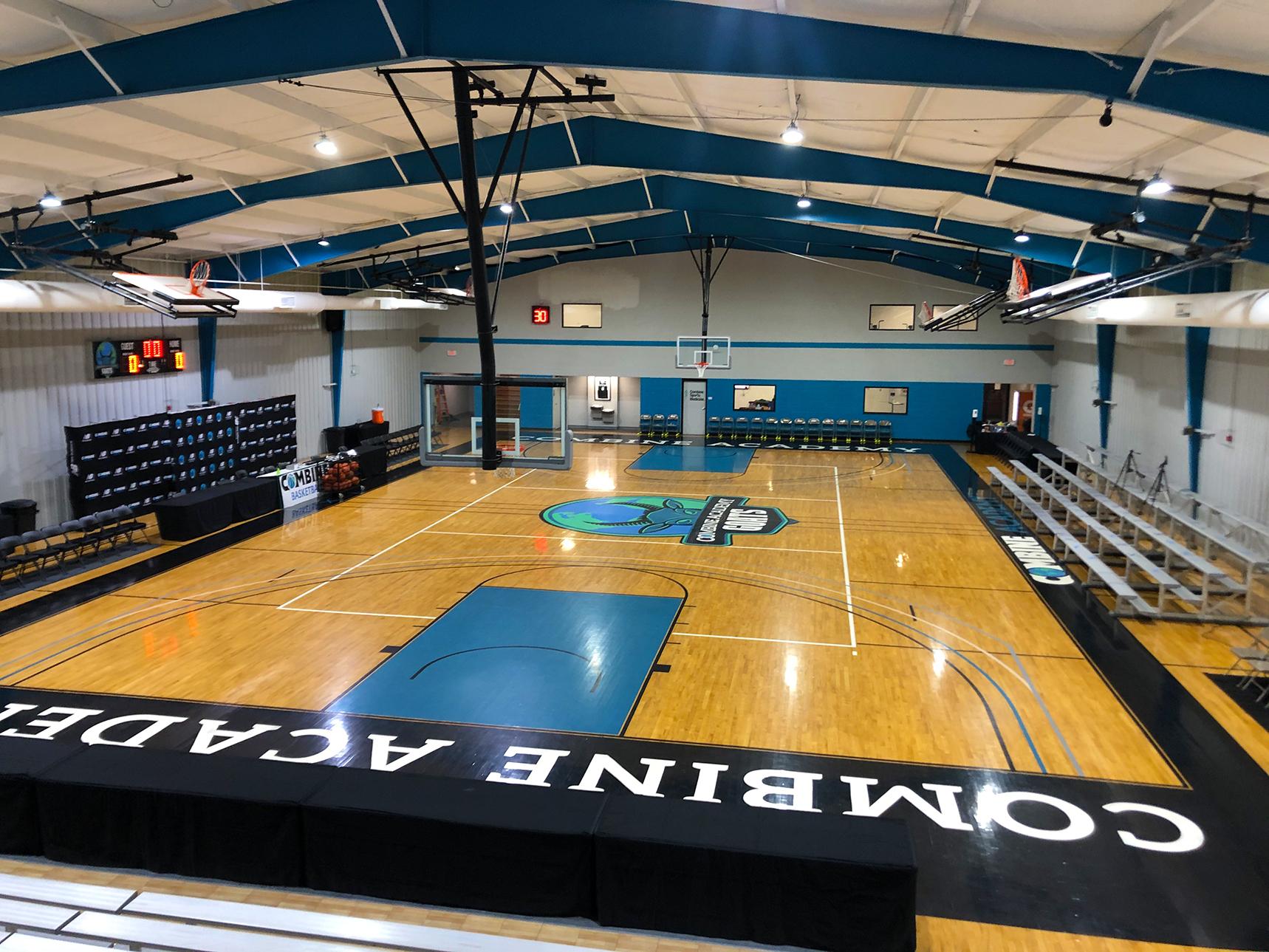 John Jordan Gym 2020 Full Court