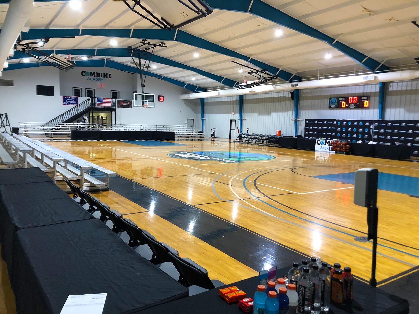 John Jordan Gym 2020 Side View